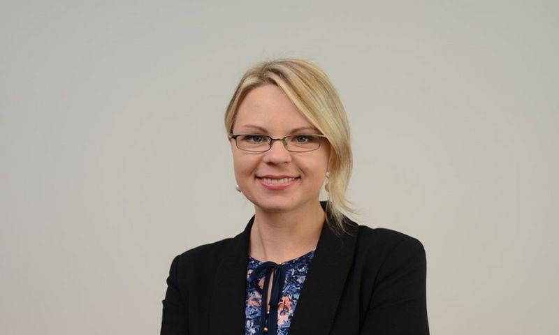 Lidija Kraujalienė, Lietuvos kokybės vadybos ir inovacijų asociacijos Tarybos pirmininkė.