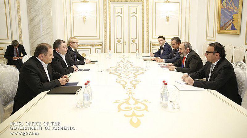 """Armėnijos vyriausybės interneto svetainės """"gov.am"""" nuotr."""