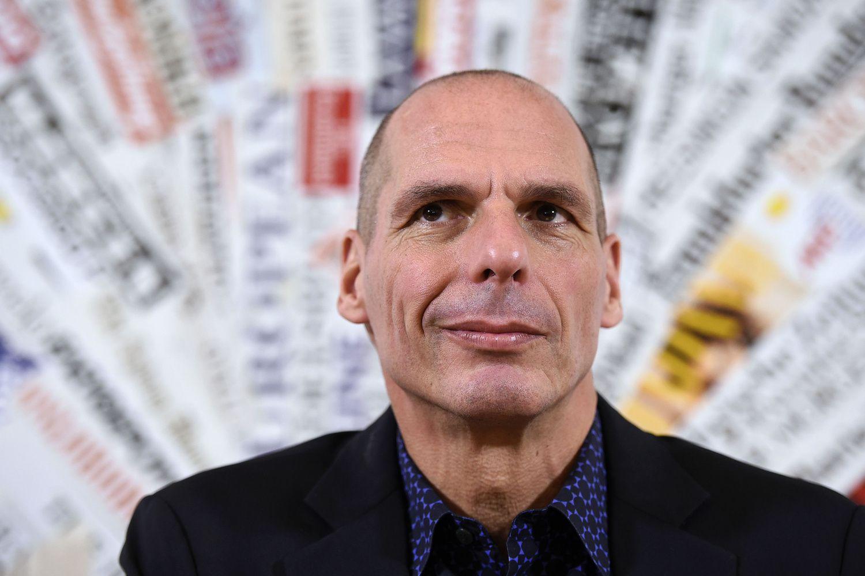 Graikų politikas Y. Varoufakis dalyvaus Vokietijos EP rinkimuose