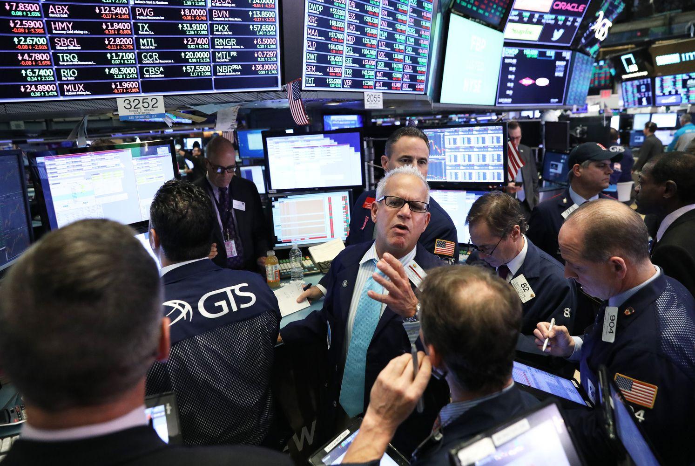 Finansų rinkose pastoviausias išlieka nepastovumas