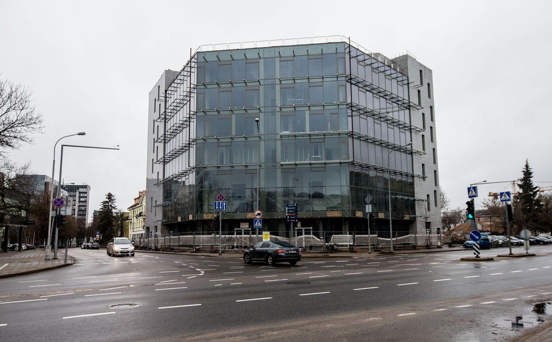 Iš naujo teikiamas Maskvos namų Vilniuje projektas
