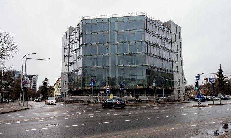 Statomi Maskvos namai Vilniuje, 2017 m. vasaris. Juditos Grigelytės (VŽ) nuotr.