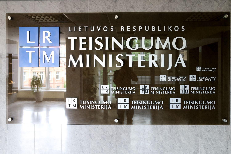 Generalinė prokuratūra tiria galimą neteisėtą Teisingumo ministerijos auditorių sekimą