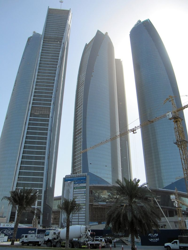 Jungtinių Arabų Emyratų sostinėje Abu Dabyje atsiras Lietuvos ambasada. Kristinos Jarmalytės (VŽ) nuotr.