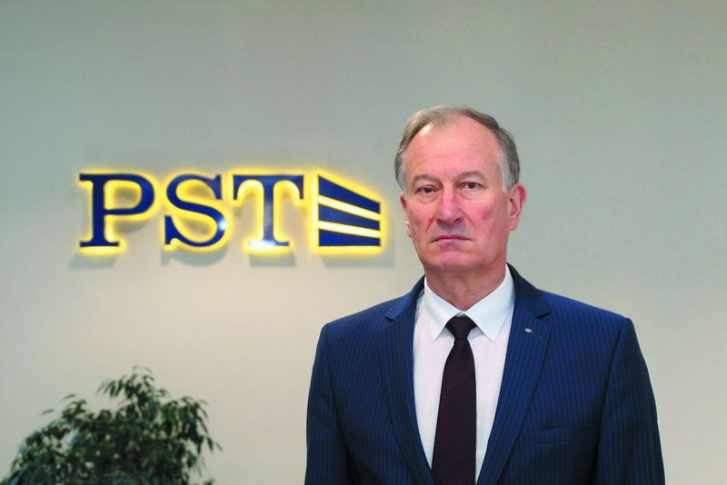 """Dalius Gesevičius, Panevėžio statybos tresto generalinis direktorius: """"Pigiai ir kokybiškai nebūna –netolimoje ateityje privalės būti harmoningai suderintas kainos ir kokybės kriterijus."""""""