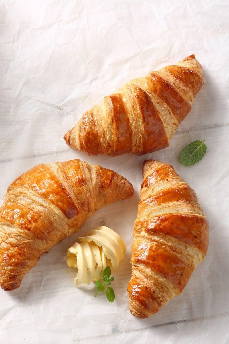 """UAB """"Mantinga"""" gaminami prancūziški sviestiniai rageliai šiandien eksportuojami į... kruasanų šalį–Prancūziją."""