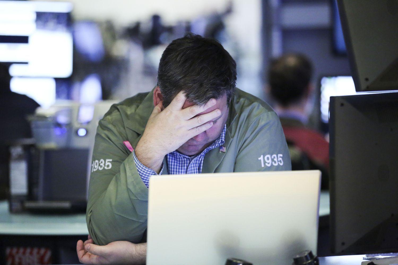 Atsitiesti bandančiai rinkai – neigiamos informacijos pluoštas