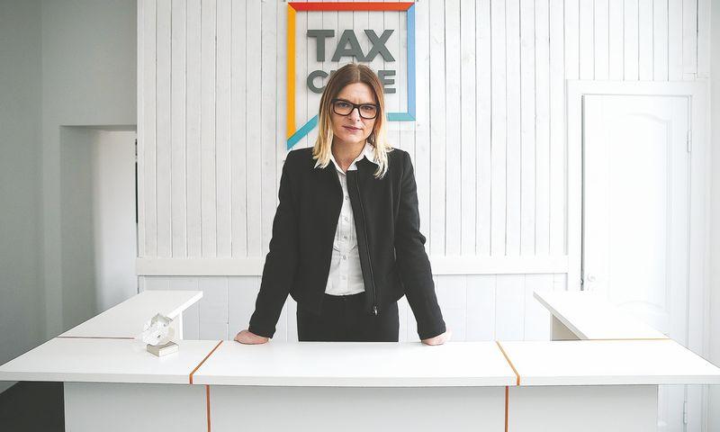 """Jolanta Restenytė, UAB """"TaxCube"""" projektų vadovė. Vladimiro Ivanovo (VŽ) nuotr."""