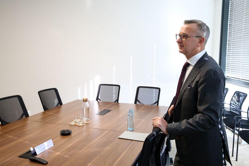 Mantas Zalatorius, Lietuvos bankų asociacijos prezidentas. Vladimiro Ivanovo (VŽ) nuotr.