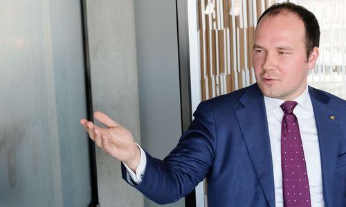 Ž. Mauricas: jei pasaulyje bus NT korekcija, Lietuvos rinka išsilaikys neilgai
