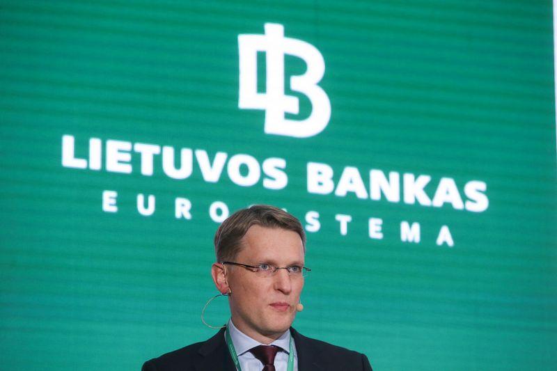 Tomas Garbaravičius, LB valdybos narys. Vladimiro Ivanovo (VŽ) nuotr.