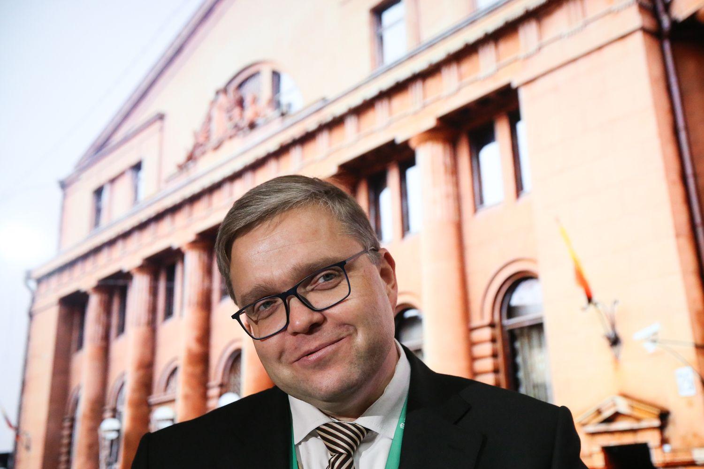V. Vasiliauskas apie NT rinką: turime gerų žinių, turime ir įspėjimų