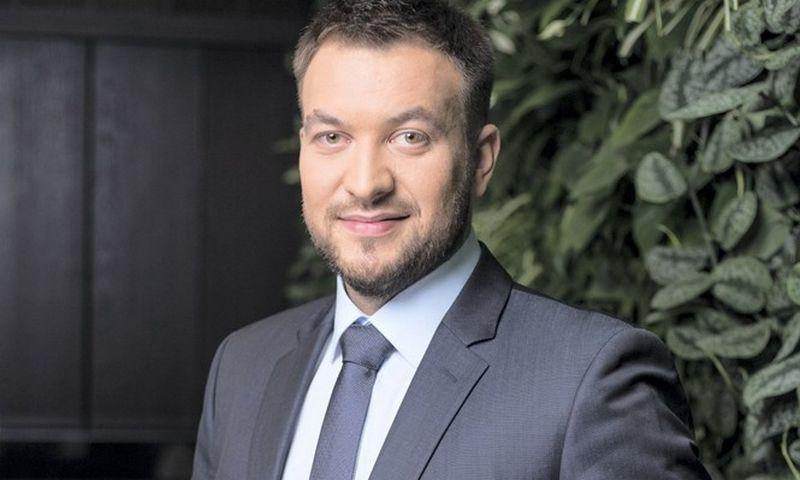 """Jurgis Adomavičius, UAB """"Bunasta"""" direktorius."""