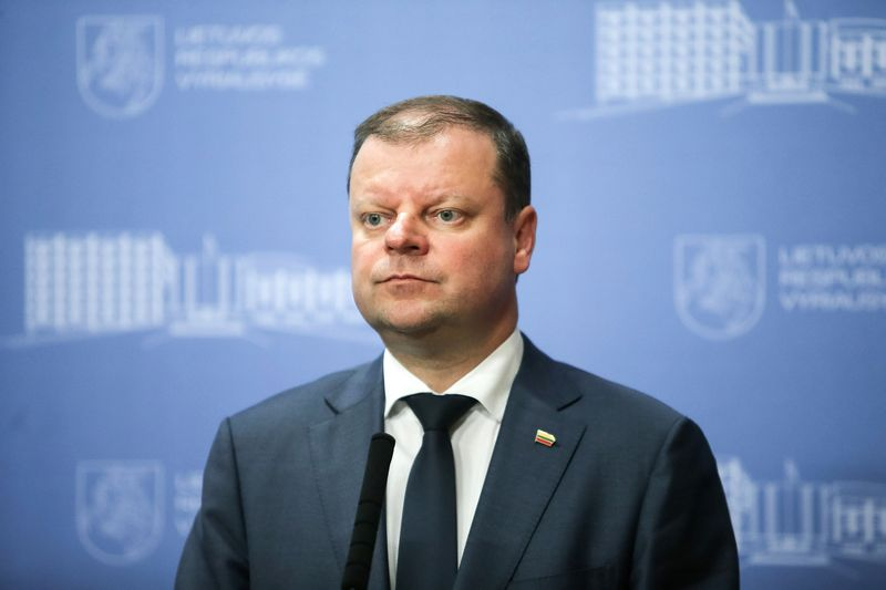 Saulius Skvernelis, ministras pirmininkas. Vladimiro Ivanovo (VŽ) nuotr.