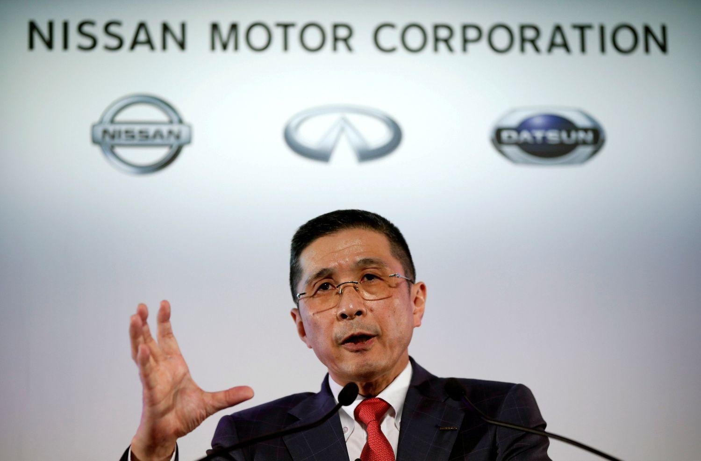 """Renault-Nissan-Mitsubishi"" vadovai susitarė dėl bendro valdymo"