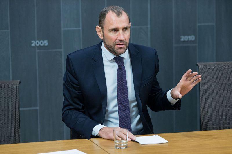 """Darius Šulnis, """"Invaldos INVL"""" prezidentas. Vladimiro Ivanovo (VŽ) nuotr."""