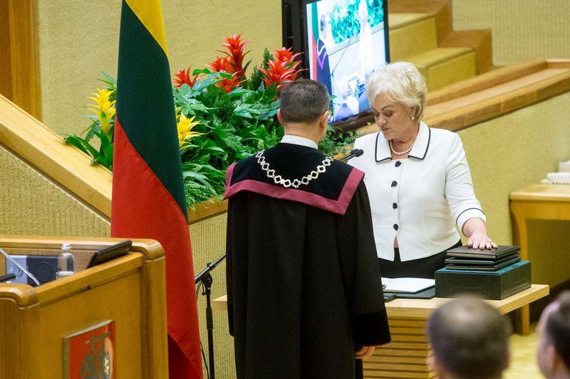 Irina Rozova. Vladimiro Ivanovo (VŽ) nuotr.