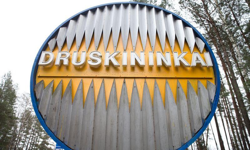 Druskininkų savivaldybė teismui nurodė, kad sustabdžius konkursą gali neįvykti 2021 m. planuojamos Pasaulio lietuvių sporto žaidynės, be to, kyla rizika prarasti ES finansavimą. Juditos Grigelytės nuotr.