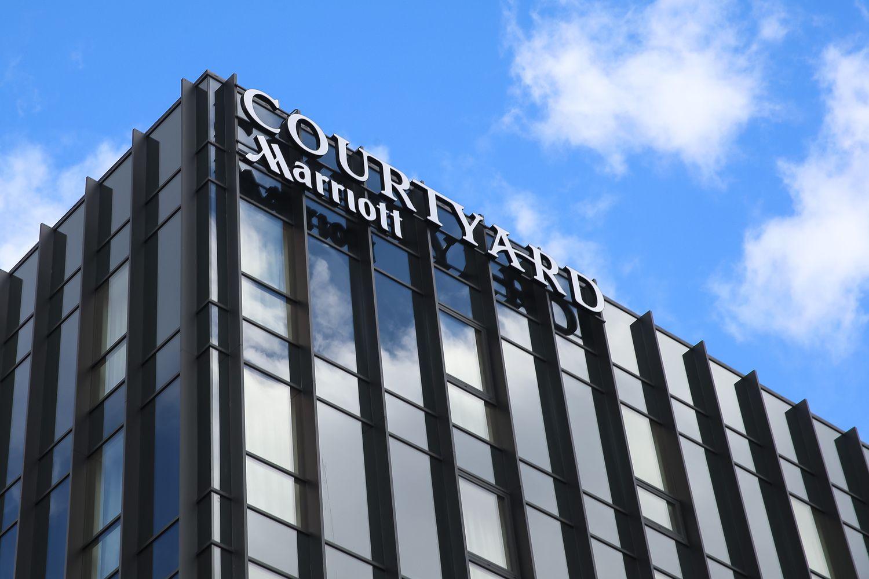 """""""Courtyard by Marriott""""Europoje suplanavo sparčią plėtrą"""