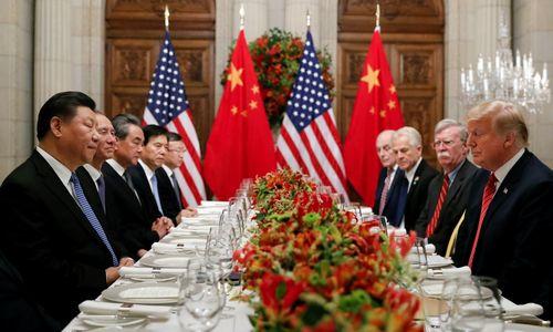 Kinija ir JAV stabdo naujų muitų įvedimą