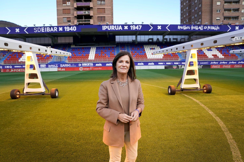 """Moteris, kuri nugalėjo Madrido """"Real"""""""