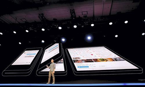 """Kinai pavogė """"Samsung"""" sulenkiamo ekrano technologiją"""