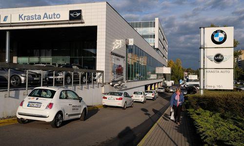 """Britų """"Inchcape"""" ir """"Modus Group"""" susitarė dėl """"Krasta Auto"""" pirkimo-pardavimo"""
