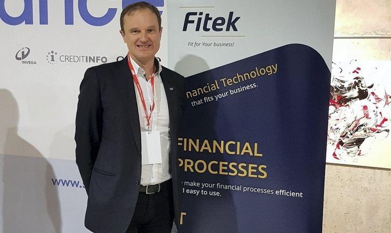 Fitek LT pardavimų vadovas Ainas Arust.