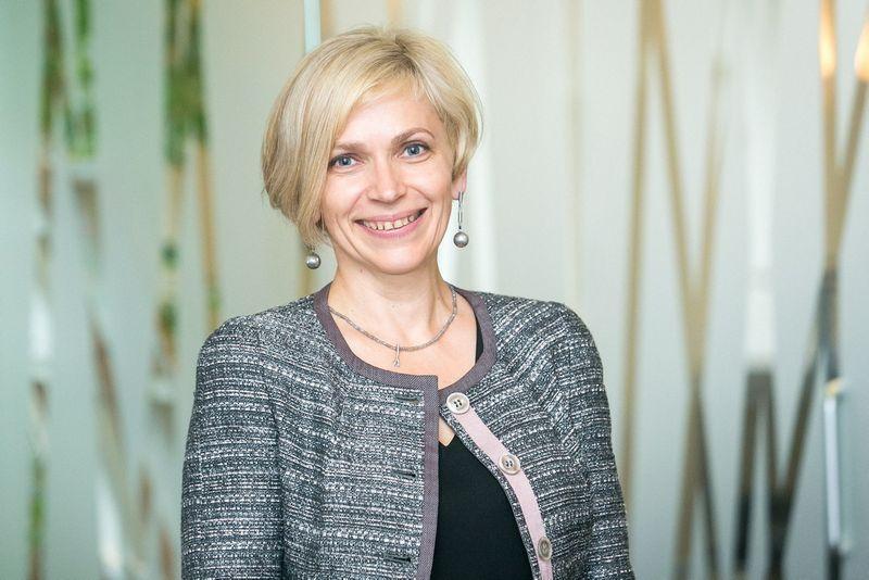 Vilma Nasteckienė, ISM Vadovų magistrantūros valdymo Verslo procesų modulio vadovė.
