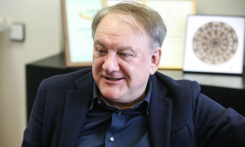 Remigijus Milašius, UAB IDW savininkas ir generalinis direktorius. Vladimiro Ivanovo (VŽ) nuotr.