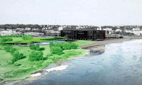 Nemuno salos baseino projektas susilaukė pastabų, į dalį jų atsižvelgiama