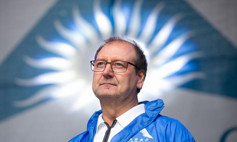 """Viktoras Uspaskichas, Darbo partijos lyderis. Žygimanto Gedvilos (""""15min"""") nuotr."""