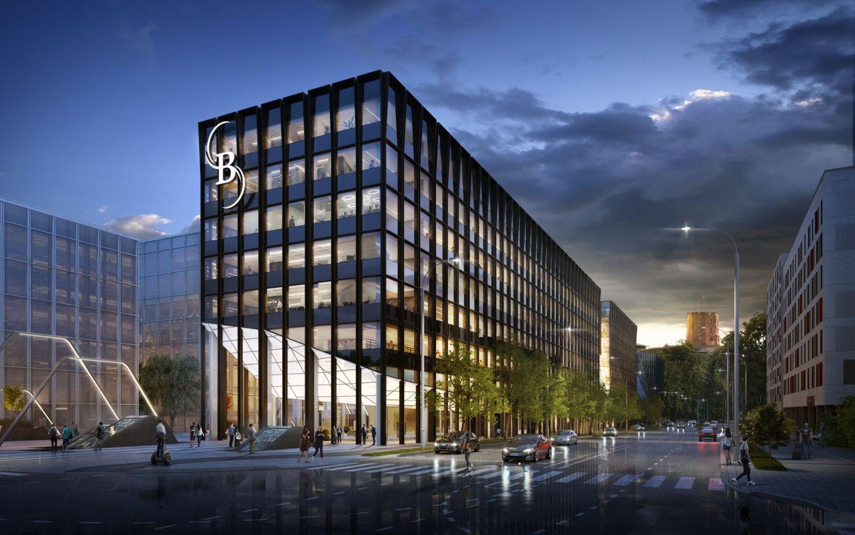"""""""Nortal"""" savo biurą kuria """"Hanner"""" plėtojamame verslo centre"""
