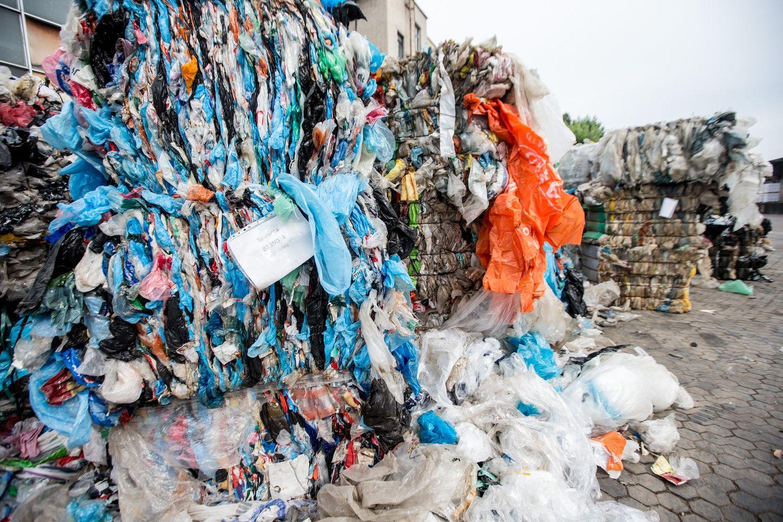 Vokiškas 5 punktų planas kovai su plastiku