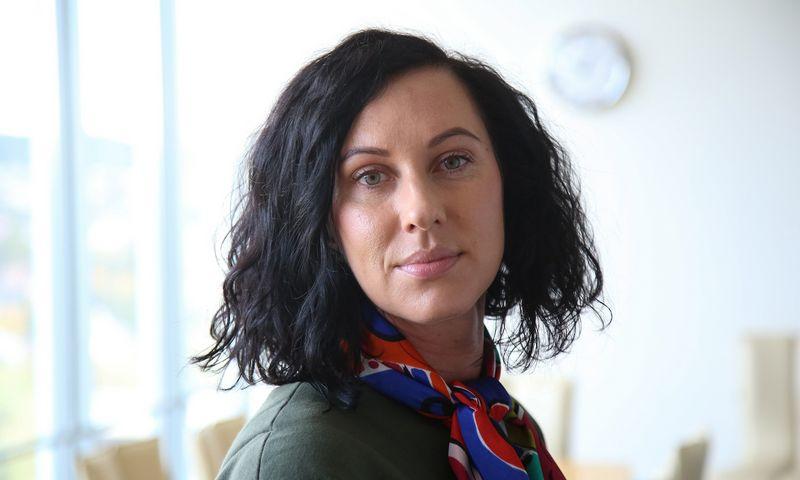 """Rasa Valatkevičiūtė, konsultacijų bendrovės """"PwC"""" gyventojų apmokestinimo praktikos vadovė. Vladimiro Ivanovo (VŽ) nuotr."""