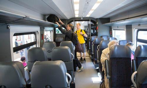 Pritarta kombinuotojo keleivių vežimo įteisinimui