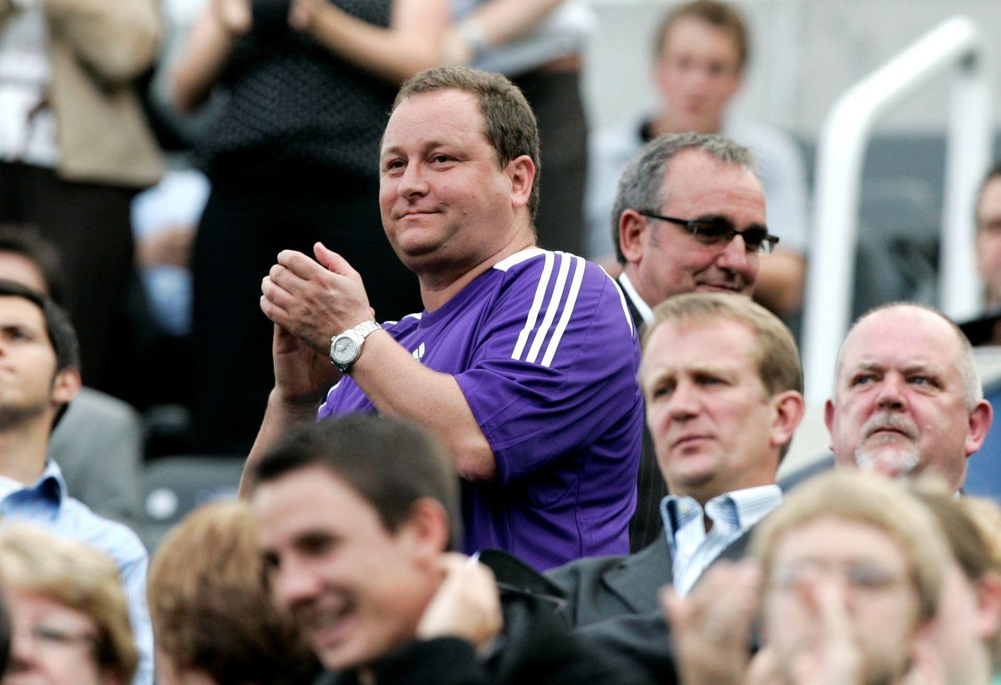 """Britų milijardierius M. Ashley parduoda """"Newcastle United"""" klubą"""