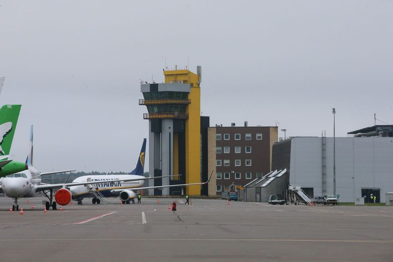 """""""Itaka"""" ateinantį kovą pradės skraidinti turistus ir iš Kauno oro uosto. Vladimiro Ivanovo (VŽ) nuotr."""