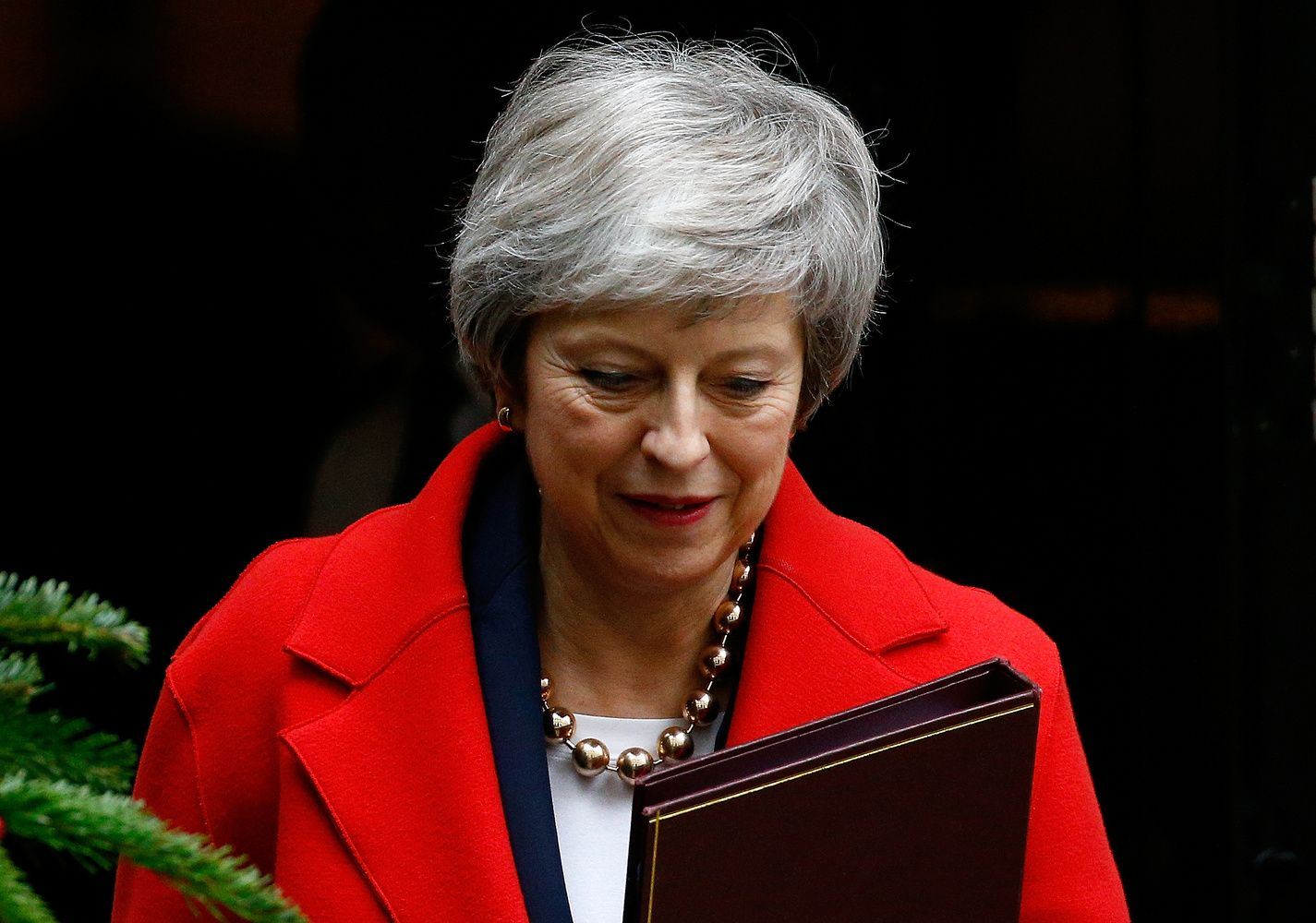 Th. May rūpesčiai tęsiasi, JK parlamente pralaimėjo svarbius mūšius