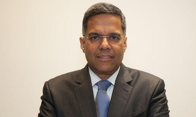 """Rahulis Singhas, """"HCL Technologies"""" finansinių technologijų paslaugų centrų vadovas. Bendrovės nuotr."""