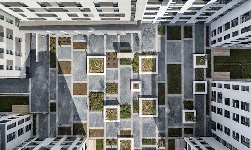 """Projektas """"Rinktinės Urban"""". Bendrovės nuotr."""