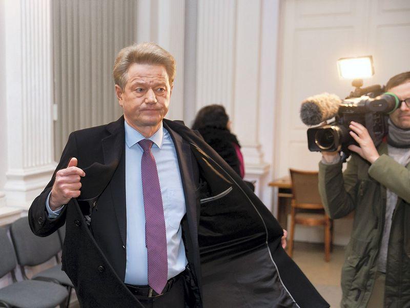 Rolandas Paksas. Vladimiro Ivanovo (VŽ) nuotr.