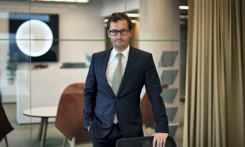 Marius Matonis, advokatų kontoros TGS Baltic vykdantysis partneris