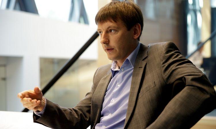 """Martynas Žibūda, """"Eikos"""" plėtros vadovas. Vladimiro Ivanovo (VŽ) nuotr."""