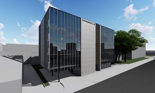 Vilniaus Naujamiestyje planuoja nedidelį verslo centrą
