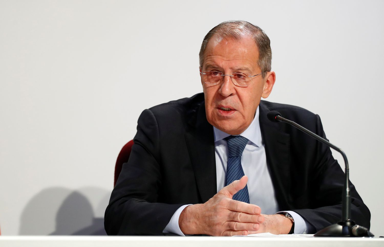 S. Lavrovas: Rusija svarstys sulaikytų ukrainiečių jūreivių likimą tik po jų teismo