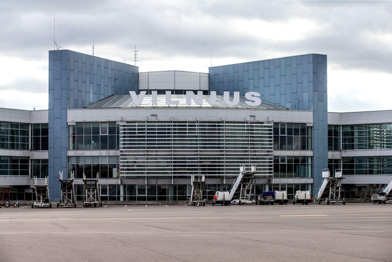 Tarp ES oro uostų Vilnius 2017 m. užėmė95 vietą