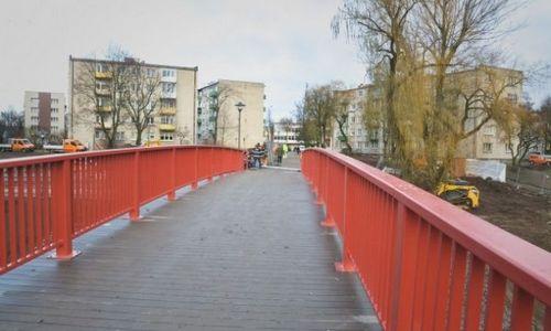 Kėdainiuose atnaujintas tiltas per Smilgą