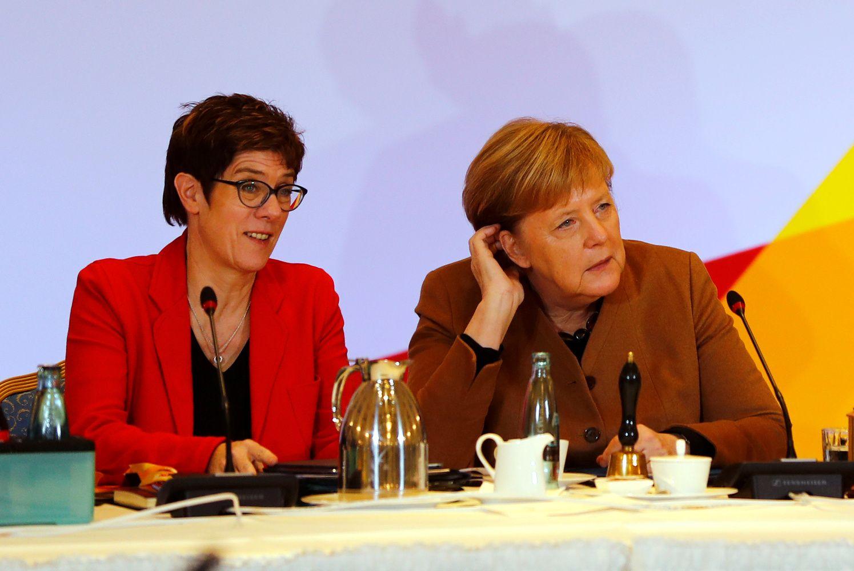 Vokietijoje svarbių pokyčių pradžia, renkamas A. Merkel įpėdinis