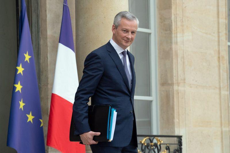 "Bruno Le Maire, Prancūzijos finansų ministras. Pierre Villard (SIPA/""Scanpix""/""Reuters"") nuotr."